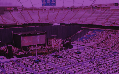 4 Ways Religious Event Planners Are Livening Up General Assemblies